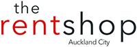 The Rent Shop – Auckland City Logo